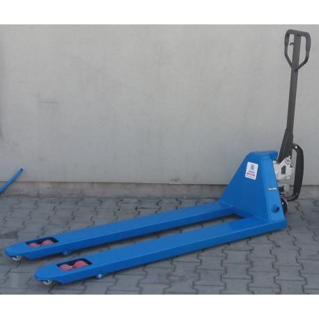 wózek paletowy ER-A20 1500mm tandem poliuretan