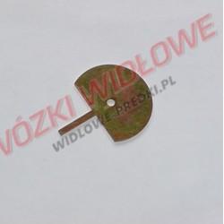 podkładka rolki DV 8580010009
