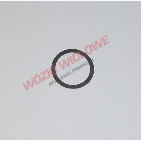 podkładka rolki masztu 40mm - 0,5mm