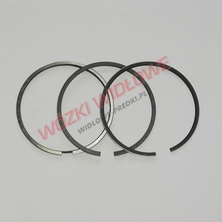 pierścienie tłokowe Linde Renault - STD
