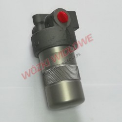 obudowa filtra hydraulicznego Linde