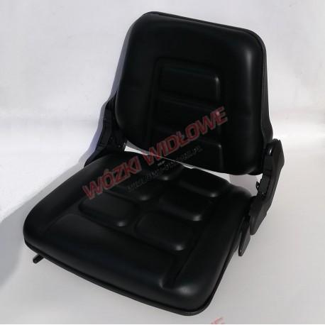 składany fotel wózka widłowego