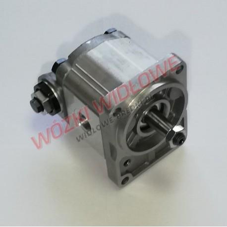 silnik hydrauliczny wentylatora Still