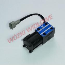elektrozawór Mitsubishi SWM-G02-C4-D12-30-S005