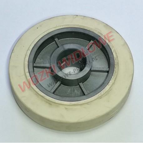 koło guma 200x50 białe