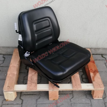 siedzenie wózka z czujnikiem