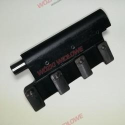 cylinder przesuwu Kaup 4T lewy