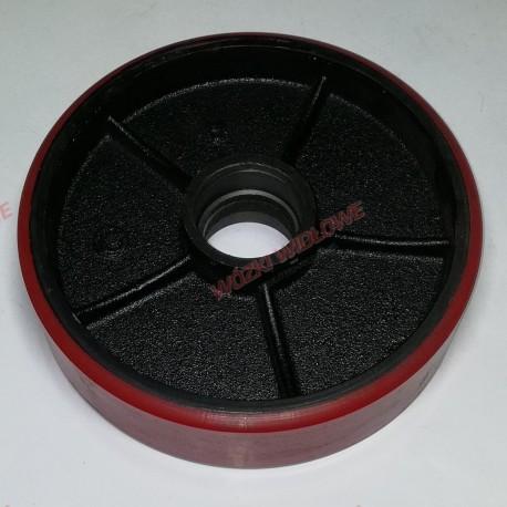 koło poliuretanowe 200mm