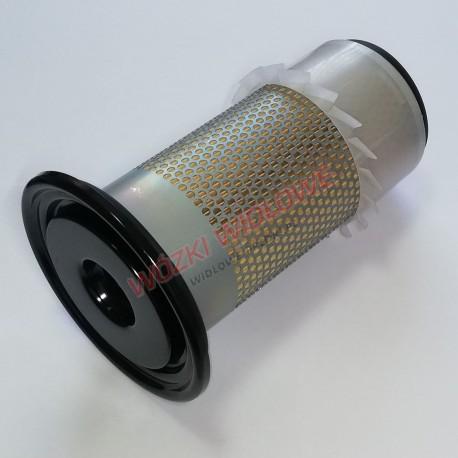 wkład filtra powietrza z pokrywką