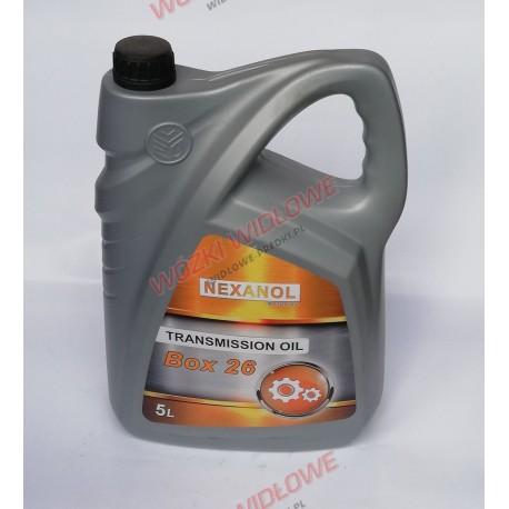 olej przekładniowy Box 26