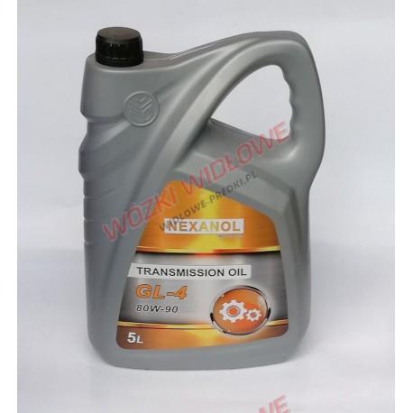 olej przekładniowy GL-4