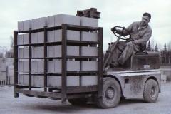 Historia wózków widłowych