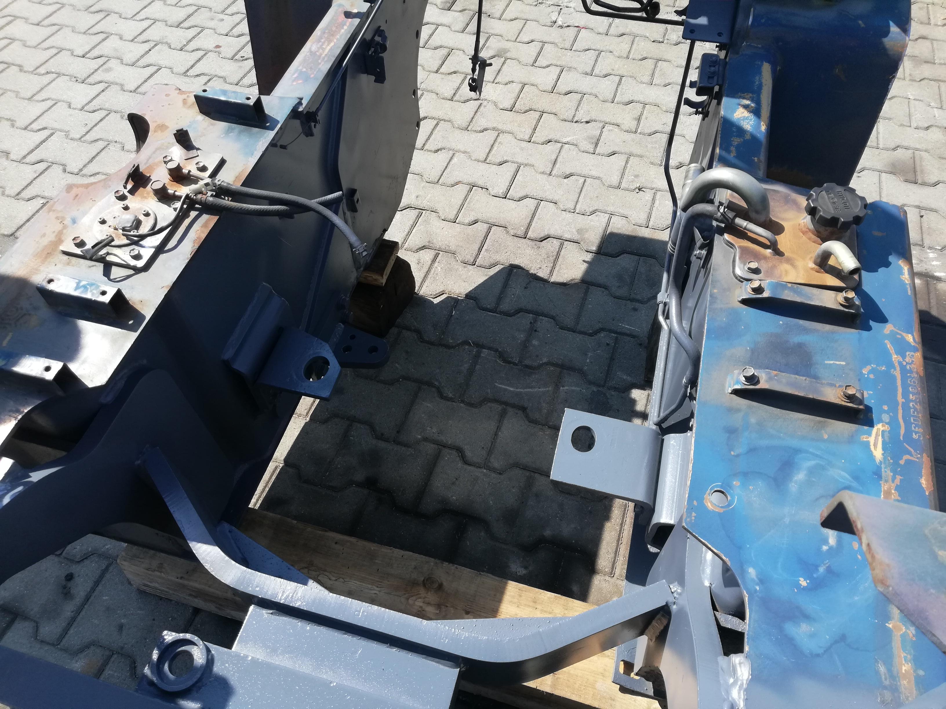 odnowa lakiernicza wózka